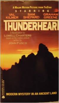 thunderheart fbi agent raymon levoi An fbi agent investigates a murder on a lakota reservation thunderheart is a textbook example of how a skilled filmmaker can use a familiar genre to attempt to make a political point the.